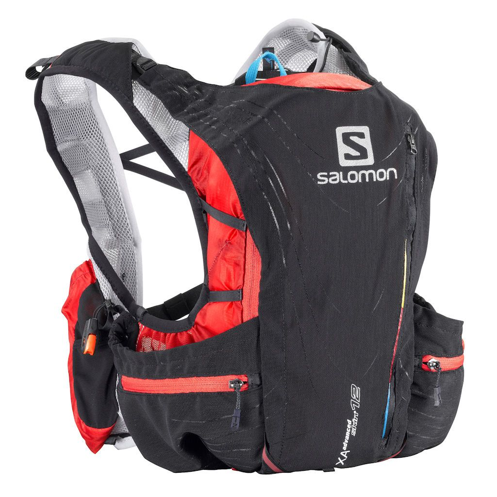 Salomon Sac à dos Running ADV Skin 5 Set YQukN